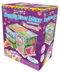 The Orb Factory: Sticky Mosaics - Happily Ever After Jewellery Box