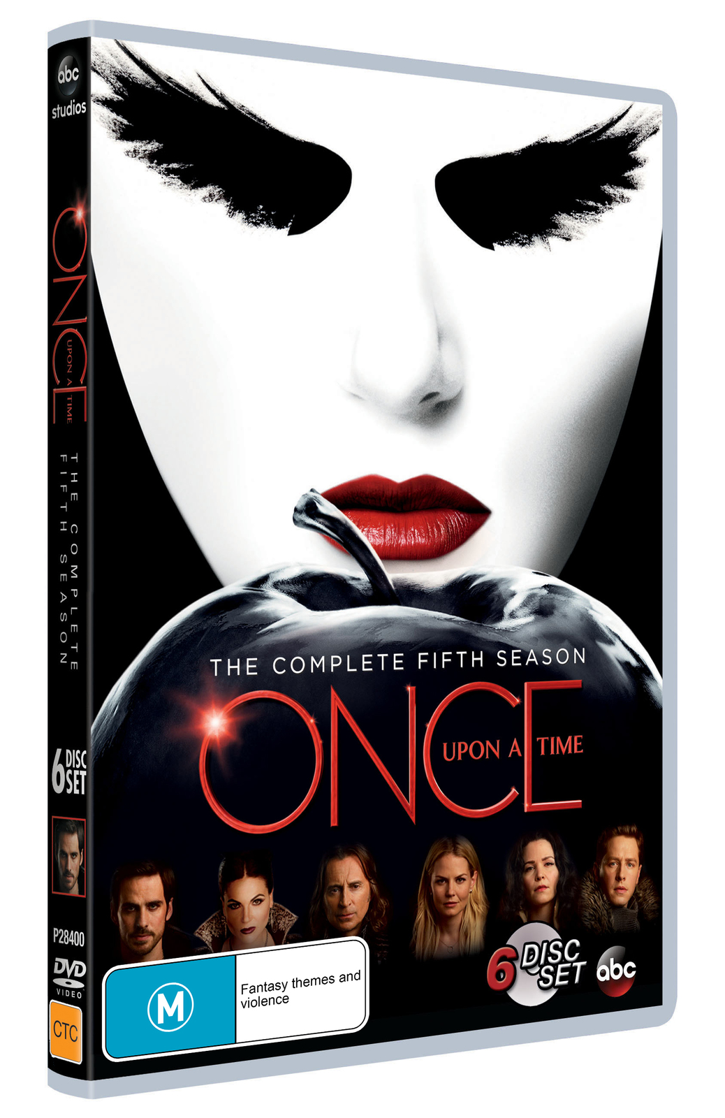 Once Upon A Time - The Complete Fifth Season on DVD image