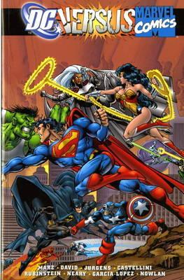 DC Versus Marvel by Peter David
