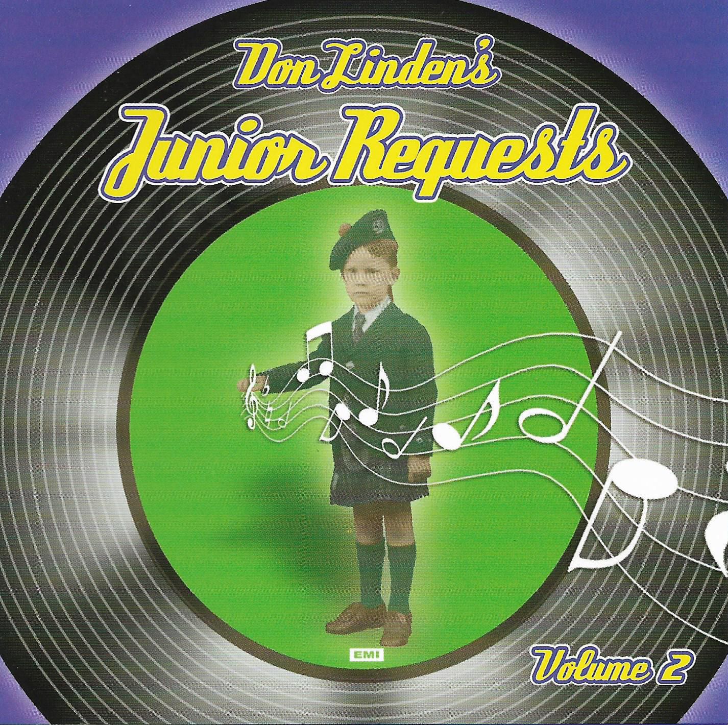 Junior Requests Volume 2 image