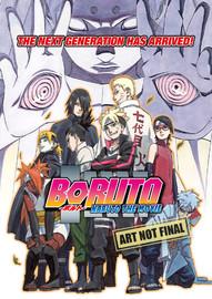 Boruto: Naruto the Movie on Blu-ray