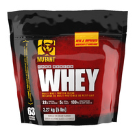 Mutant Whey - Vanilla Ice Cream (2.27kg)