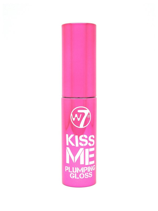 W7 Kiss Me Lip Plumping Gloss