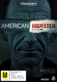 American Monster - Season 1 on DVD