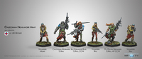 Infinity: Caledonian Highlander Army Ariadna Sectorial Starter Pack