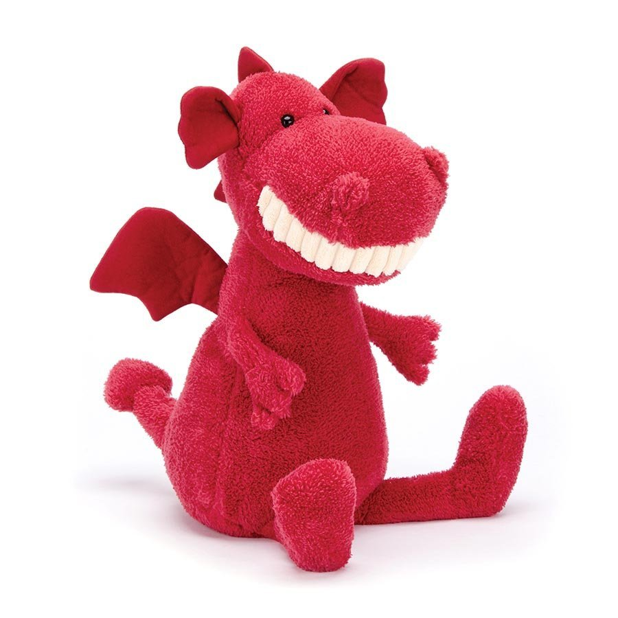 Jellycat: Toothy Dragon image