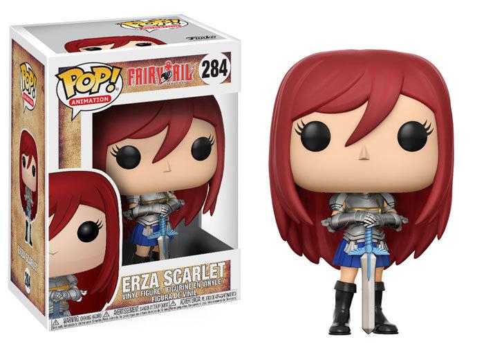 Fairy Tail - Erza Scarlet Pop! Vinyl Figure image