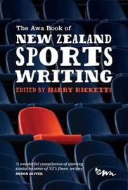 The Awa Book of New Zealand Sports Writing image