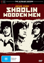 Shaolin Wooden Men - The Ultra-Bit Edition (Hong Kong Legends) on DVD