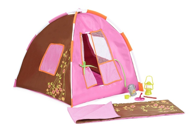 Our Generation: Home Accessory Set - Polka Dot Camping