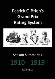 Patrick O'Brien's Grand Prix Rating System by Patrick O'Brien image