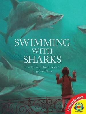 Swimming with Sharks by Heather Lang image