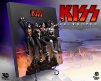 KISS: 3D Vinyl Display - Destroyer