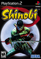 Shinobi for PlayStation 2
