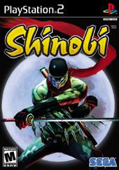 Shinobi for PS2