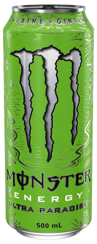 Monster Energy Zero Ultra Paradise 500ml 24pk