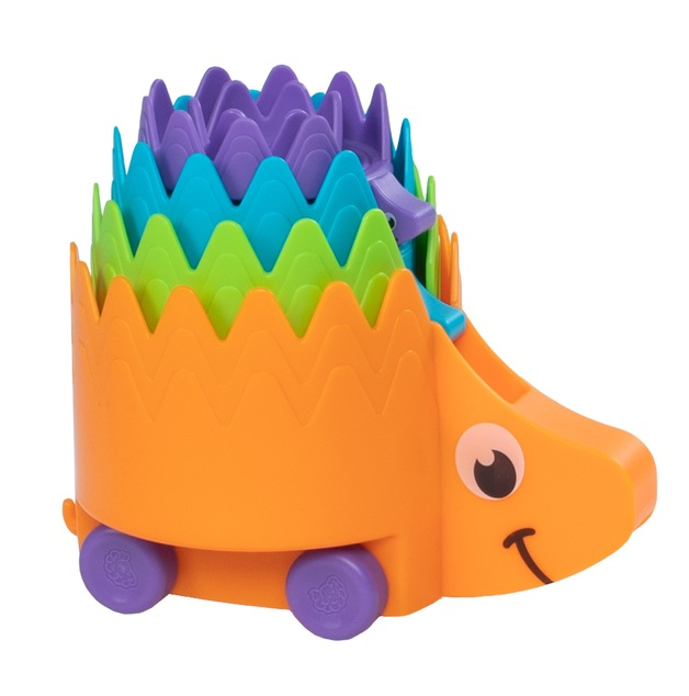 Fat Brain Toys: Hiding Hedgehogs - Stacking Playset