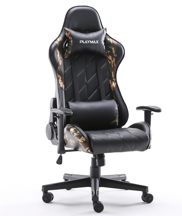 Playmax Elite Gaming Chair - Camo for