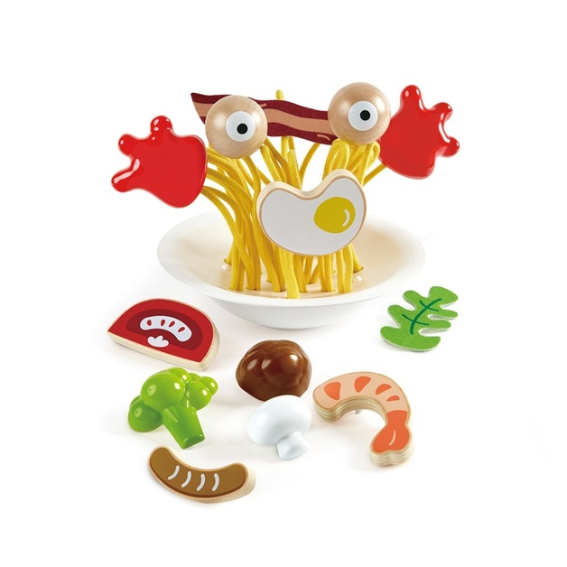 Hape: Silly Spaghetti - Roleplay Set
