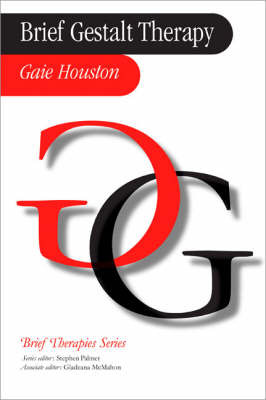 Brief Gestalt Therapy by Gaie Houston image