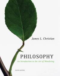 Philosophy by James Christian image