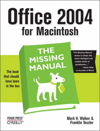 Office 2004 for Macintosh by Nan Barber