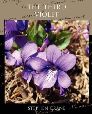 The Third Violet by Stephen Crane image