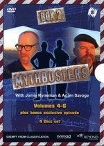 Mythbusters - Box 2: Vol. 4-6 (4 Disc Box Set) on DVD