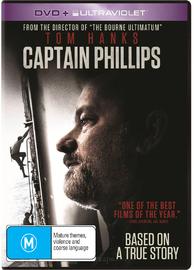 Captain Phillips on DVD