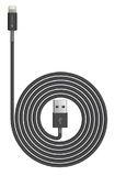 Kanex: Charge and Sync Cable with Lightning Connector 4FT - Black