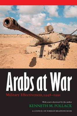 Arabs at War by Kenneth M Pollack image