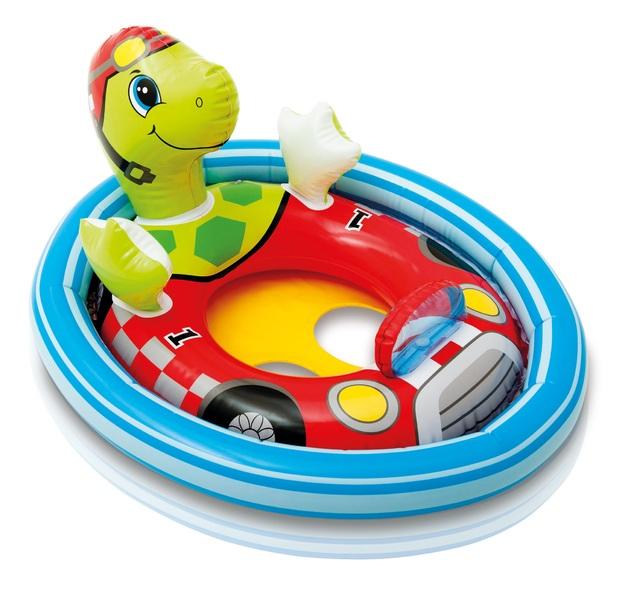 Intex: See-Me-Sit Pool Riders - Turtle