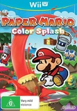 Paper Mario: Color Splash for Nintendo Wii U