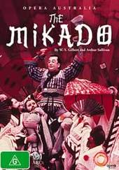 Opera Australia - The Mikado on DVD