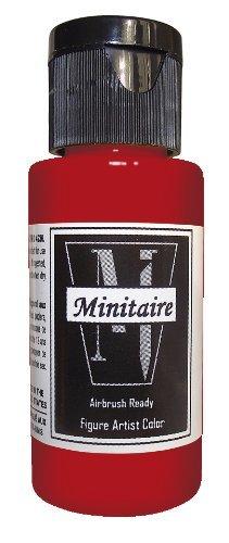 Badger: Minitaire Acrylic Paint - Nebula Red (30ml)