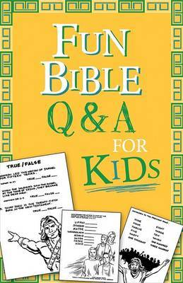 Fun Bible Q & A for Kids by Ken Save image