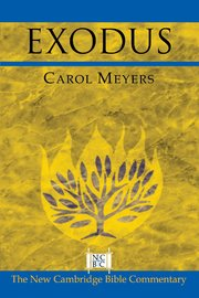 New Cambridge Bible Commentary by Carol L Meyers
