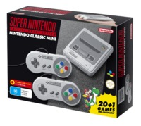 Nintendo SNES Classic Edition Console **1 per customer** for  image