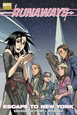 Runaways: Escape To New York image