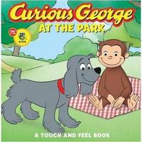 Curious George at the Park by H.A. Rey image