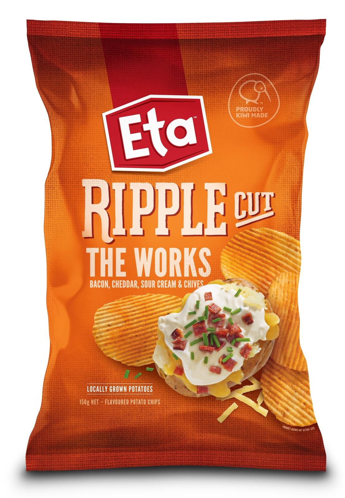 Eta Ripple Cut The Works (150g) image