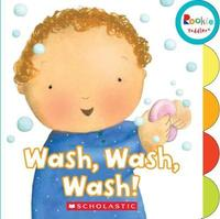 Wash, Wash, Wash! by Pamela Chanko