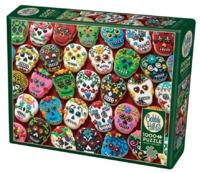 Cobble Hill: Sugar Skull Cookies - 1000pc Puzzle