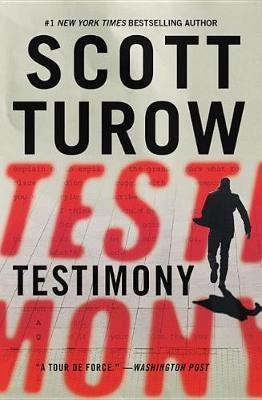 Testimony by Scott Turow image