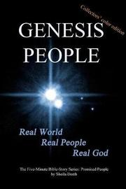 Genesis People by Sheila Deeth