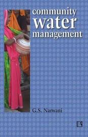 Community Water Management by G S Narwani image