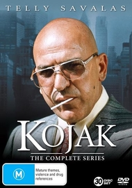 Kojak Complete Collection on DVD