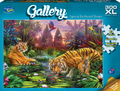 Holdson XL: 300 Piece Puzzle - Gallery (Tigers at the Ancient Stream)