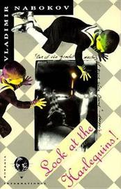 Look At The Harlequins by Vladimir Nabokov