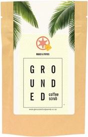 Grounded Body Scrub - Mango & Papaya Coffee (200g)
